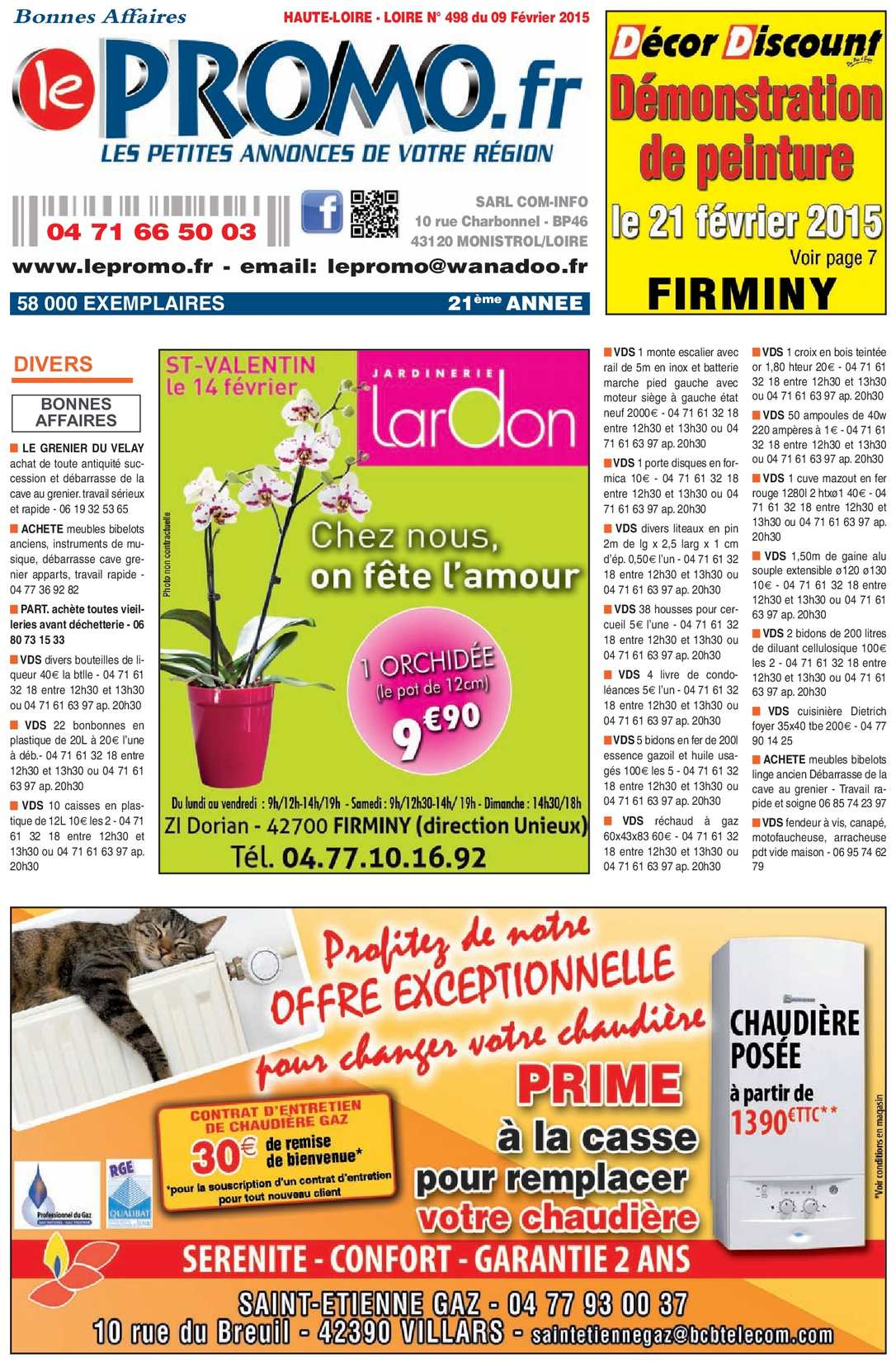 Calaméo - Promo 498 pour Piscine Discount Firminy