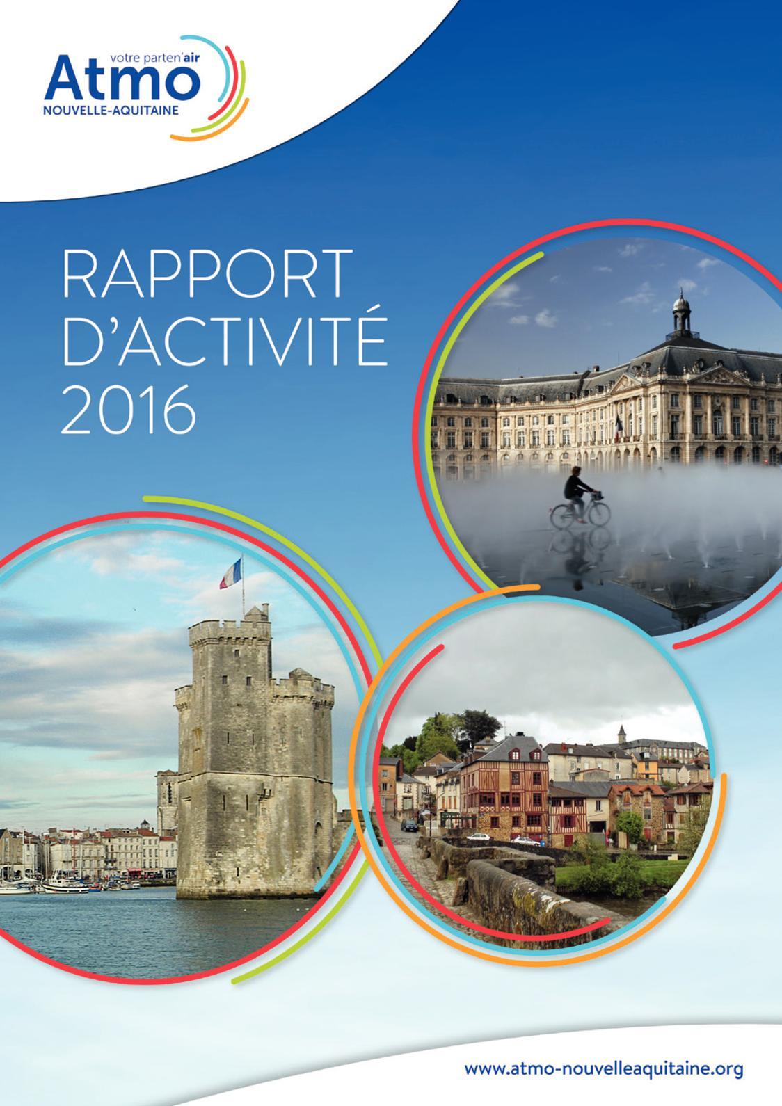 Calaméo - Rapport D'activité 2016 D'atmo Nouvelle-Aquitaine pour Piscine Egletons