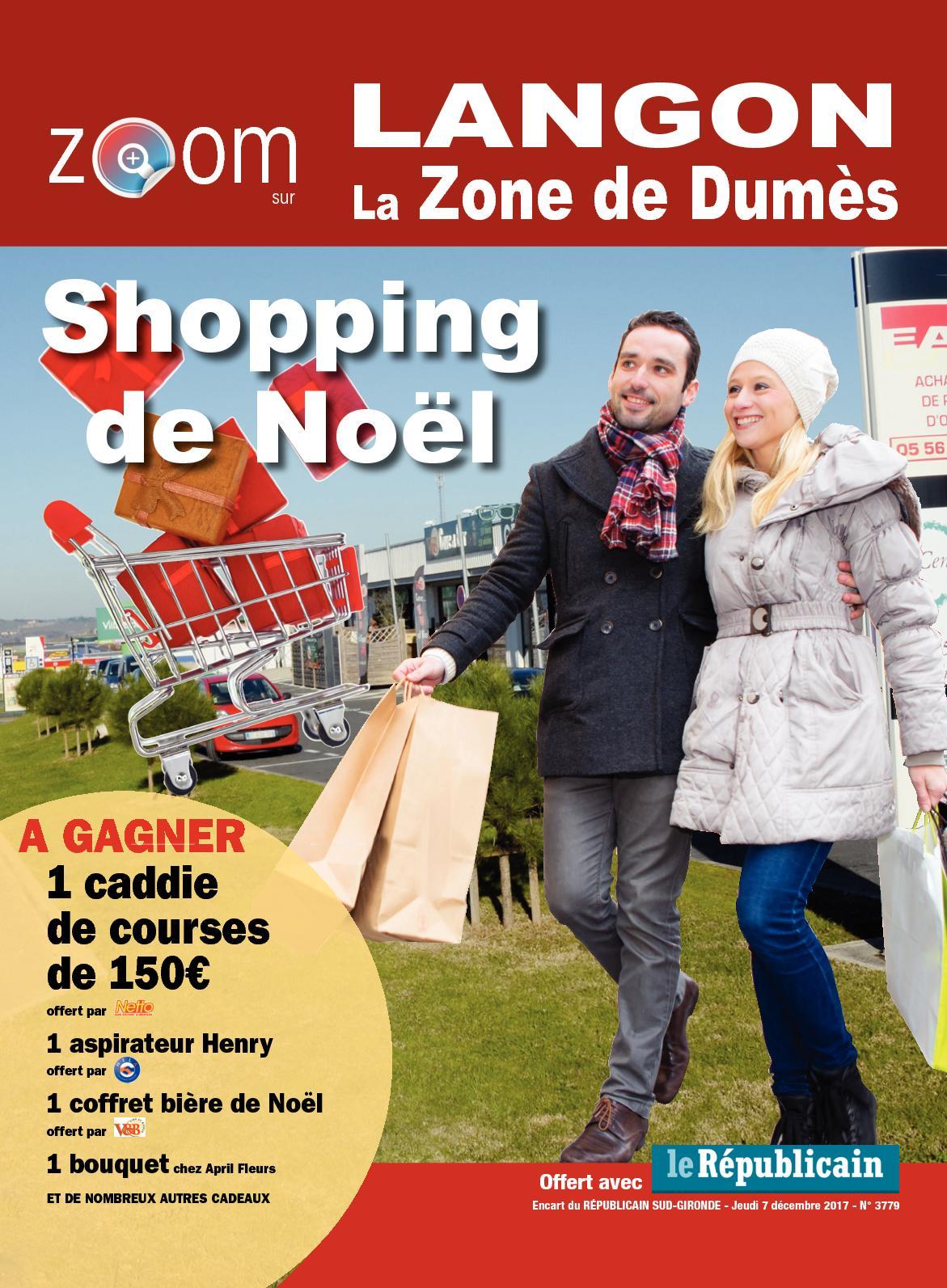 Calaméo - Zone Dumès À Langon pour Cash Piscine Langon