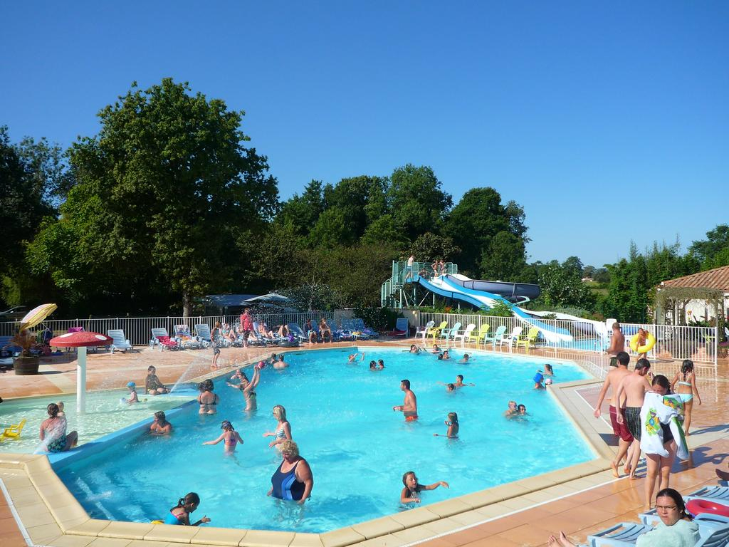 Campground Domaine Le Ragis, Challans, France - Booking encequiconcerne Piscine Challans