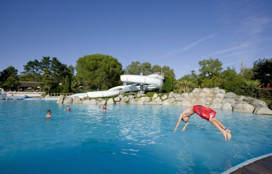 Camping 5 Étoiles Biarritz | Vacance Confortable En Famille ... dedans Camping Biarritz Avec Piscine