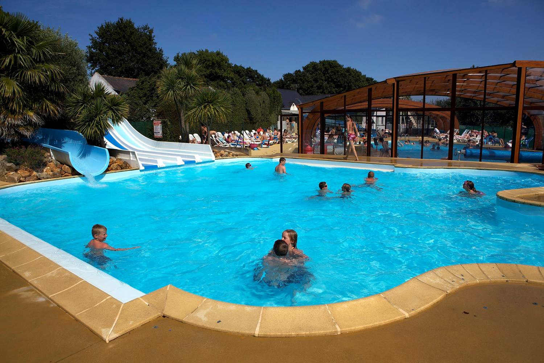 Camping À La Trinite Sur Mer : Kervilor | Location Vacances ... serapportantà Camping Golf Du Morbihan Avec Piscine