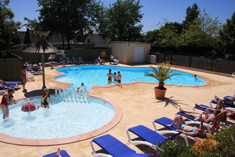 Camping À Sarzeau : Les Genêts | Location Vacances Morbihan serapportantà Camping Damgan Avec Piscine