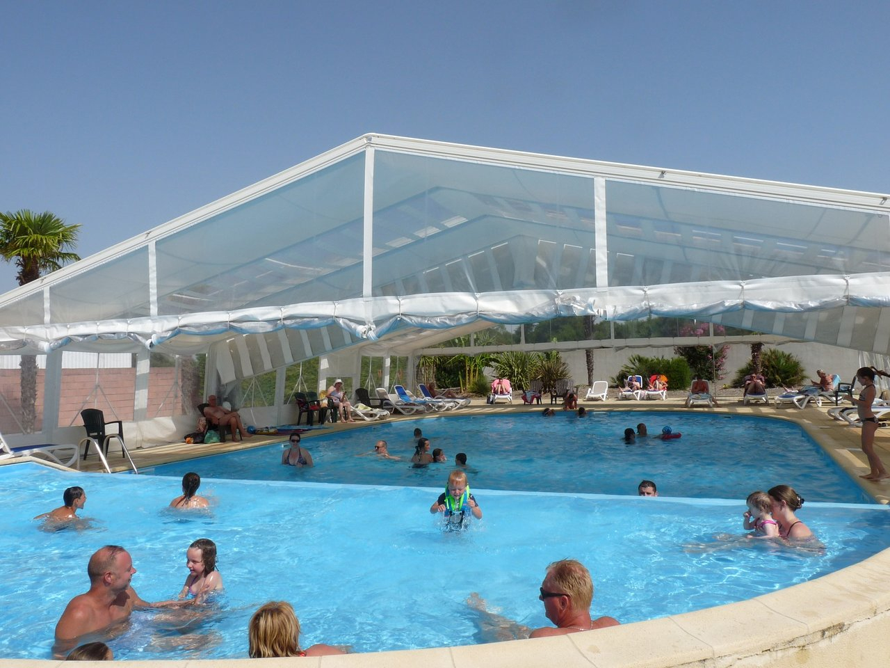 Camping Aloe - Campground Reviews (Medis, France) - Tripadvisor encequiconcerne Piscine De Saujon