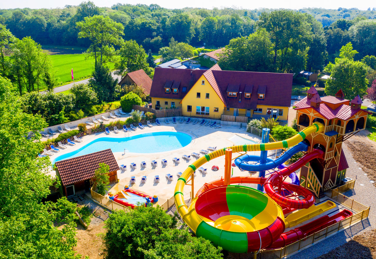Camping Alsace concernant Camping Alsace Piscine
