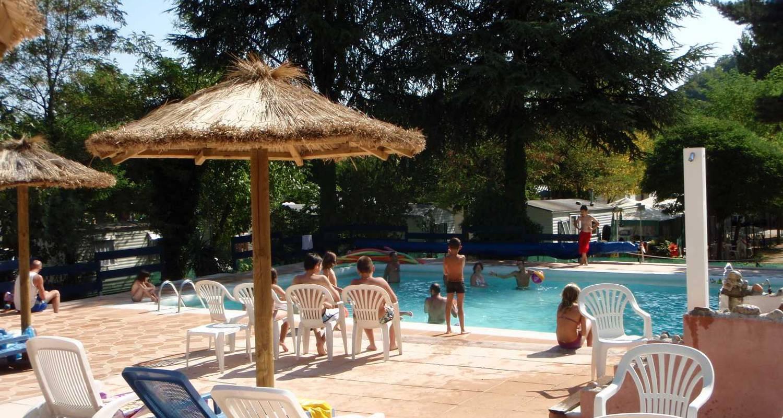 Camping And Hotel Le Manoir In Tournon-Sur-Rhône - 28747 pour Piscine Saint Peray