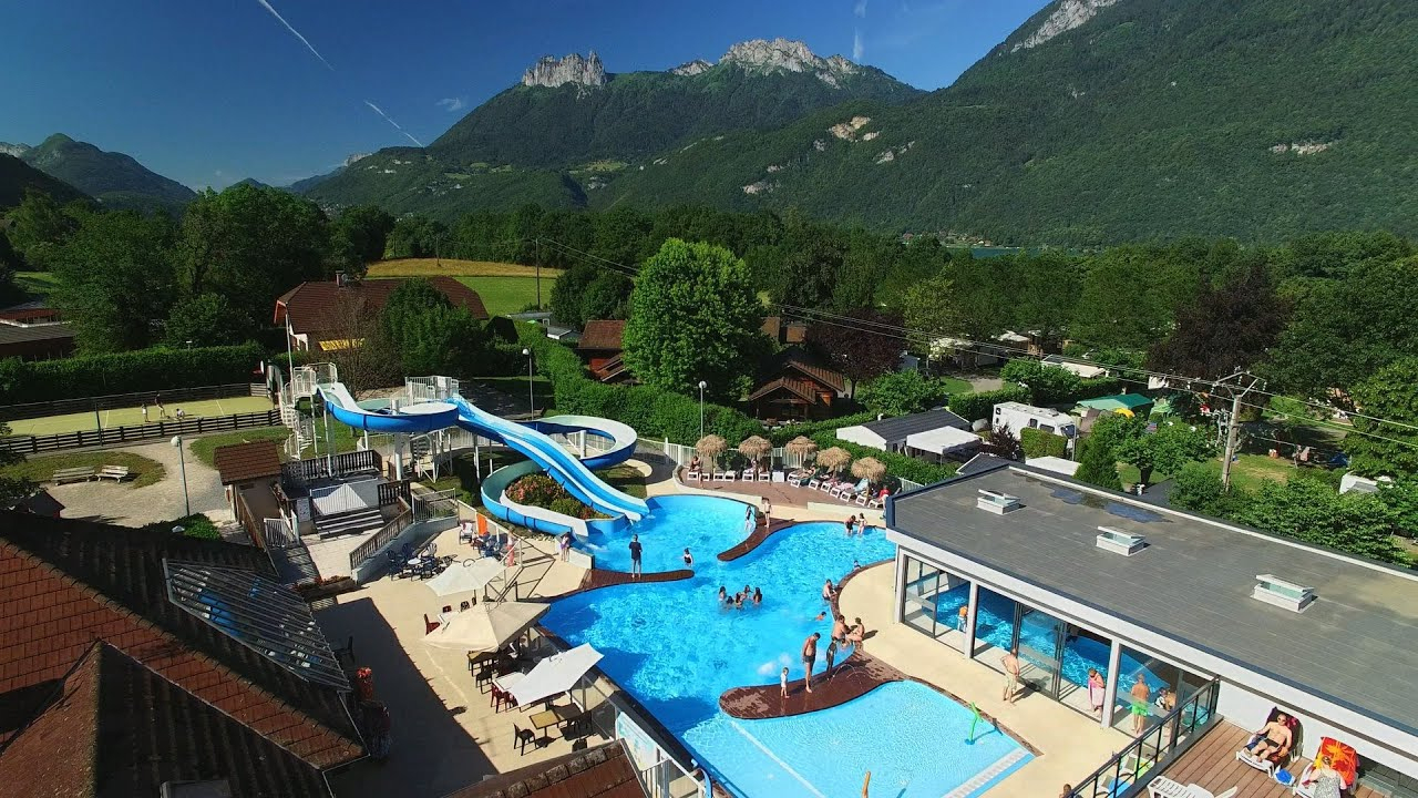 Camping Annecy - Camping 4 Étoiles Lac D'annecy Haute Savoie ... concernant Camping Annecy Avec Piscine