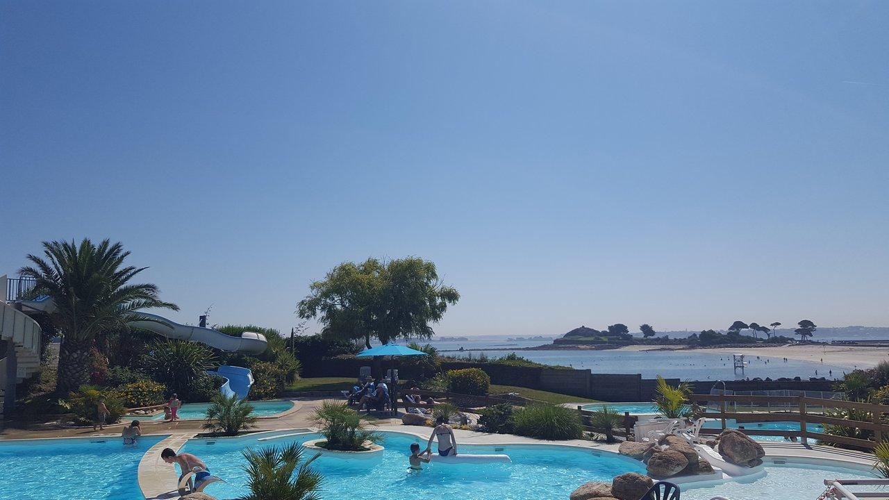 Camping Ar Kleguer - Prices & Campground Reviews (France ... tout Piscine Saint Pol Sur Mer