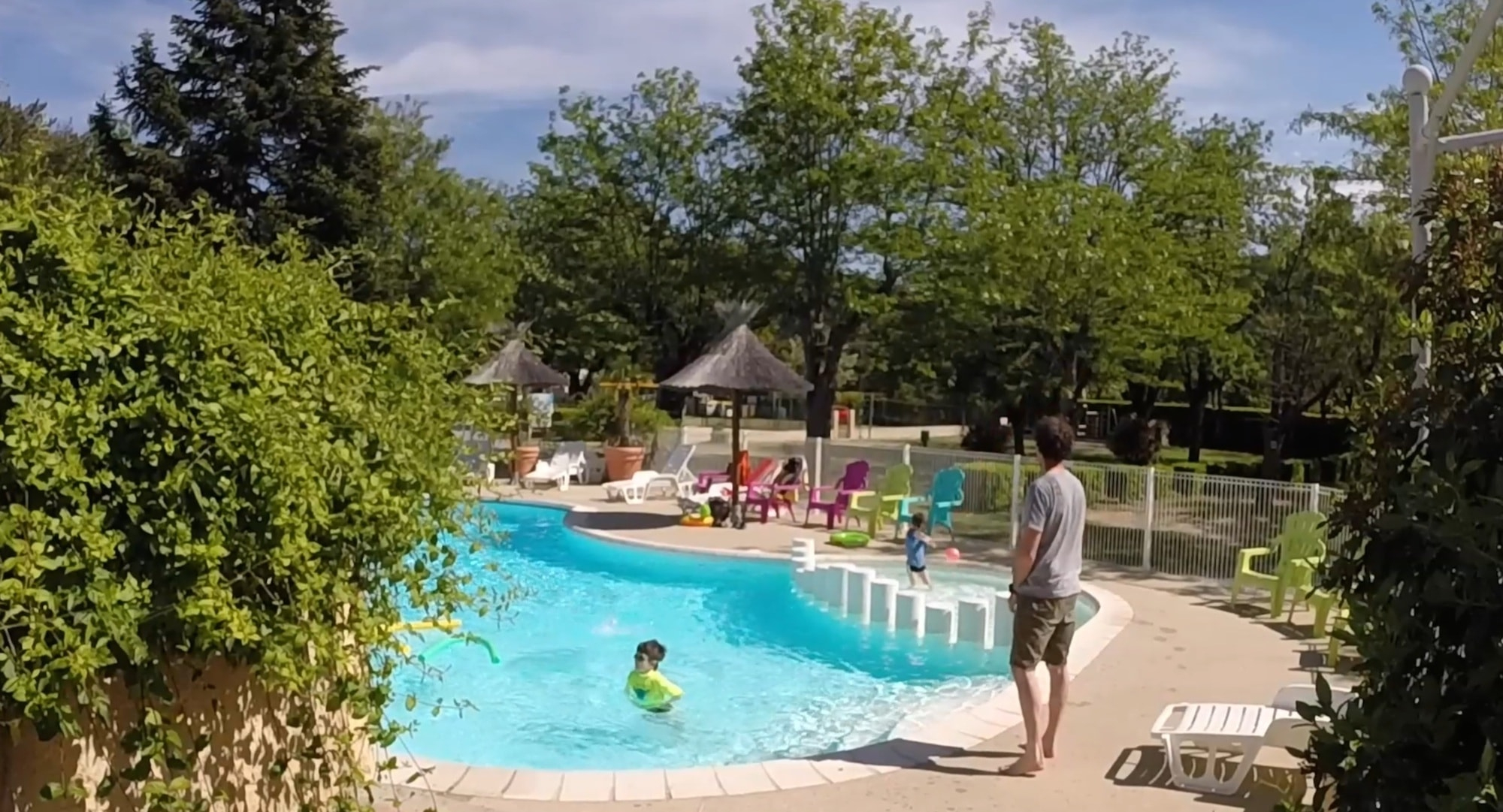 Camping Ardèche 3 Étoiles À Sampzon | Sun Camping tout Camping En Ardèche Avec Piscine