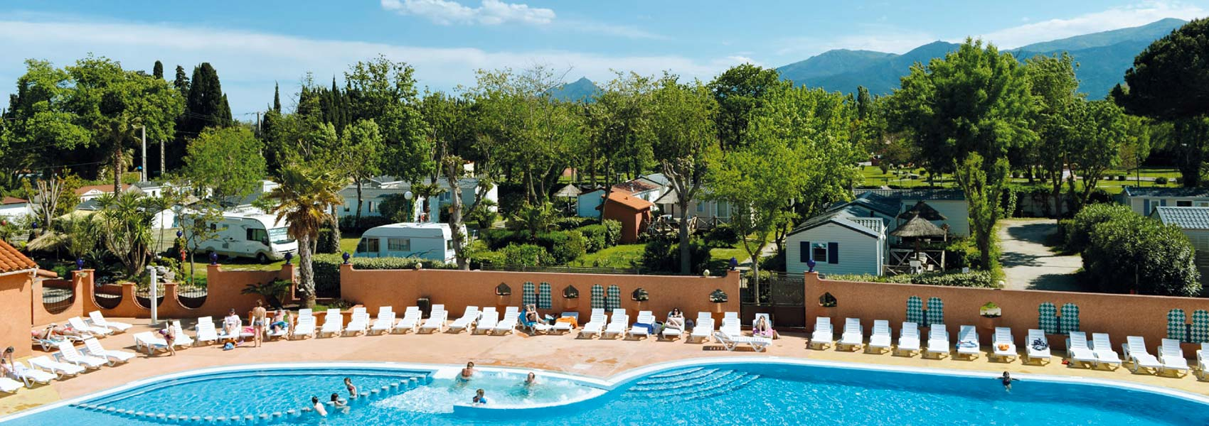 Camping Argeles Sur Mer | Camping 4 Étoiles Argeles | Séjour ... intérieur Camping Pyrénées Avec Piscine