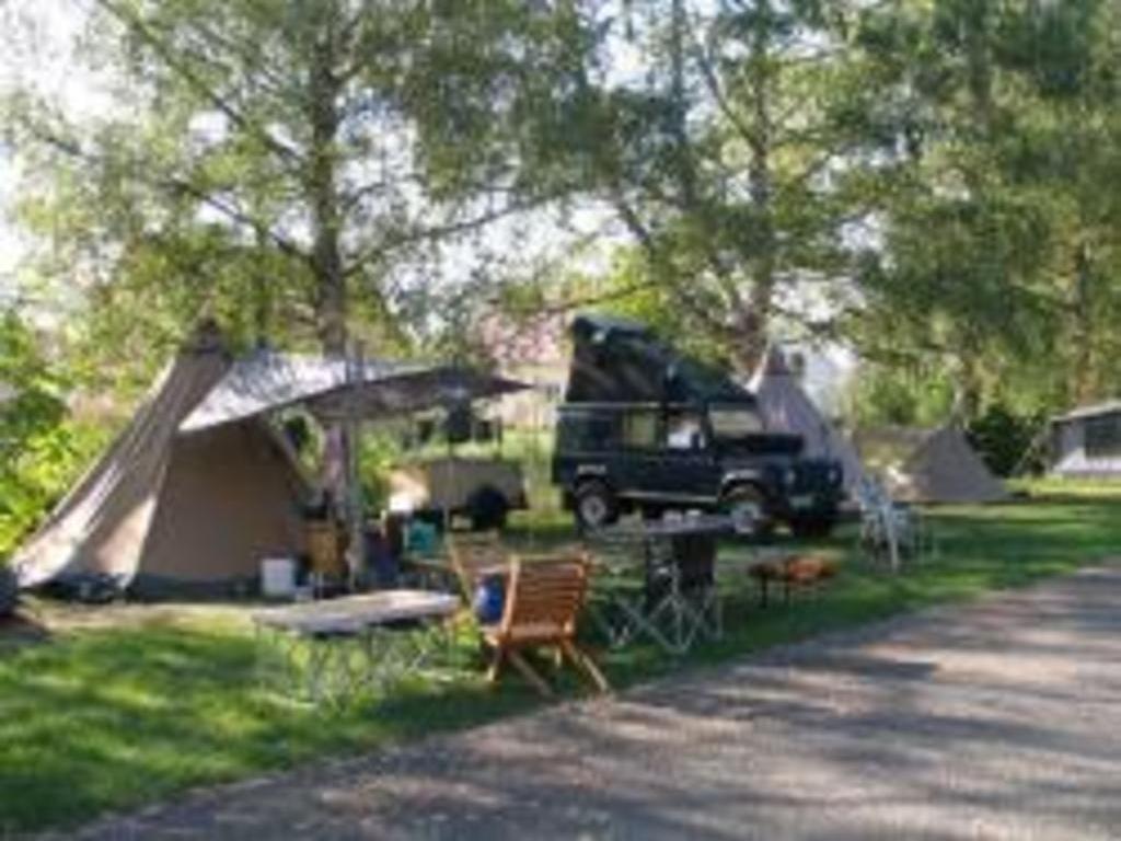 Camping Au Clair Ruisseau - Gerstheim > Mobil Homes Disponibles. intérieur Camping Alsace Piscine