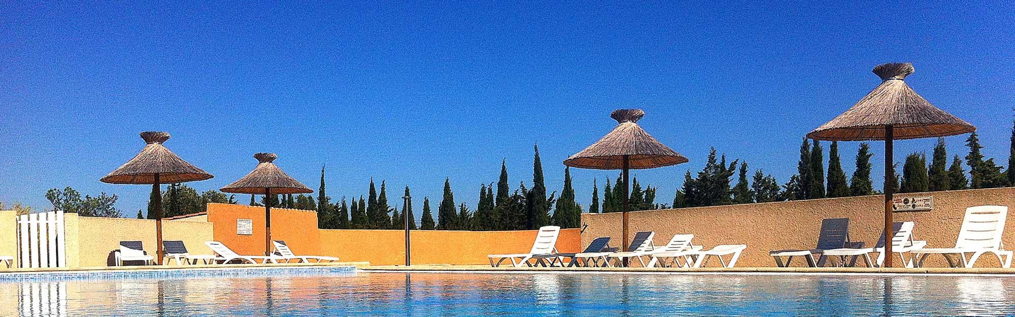 Camping Aude Avec Piscine | Camping Le Fun 3 Étoiles Leucate ... serapportantà Camping Aude Avec Piscine