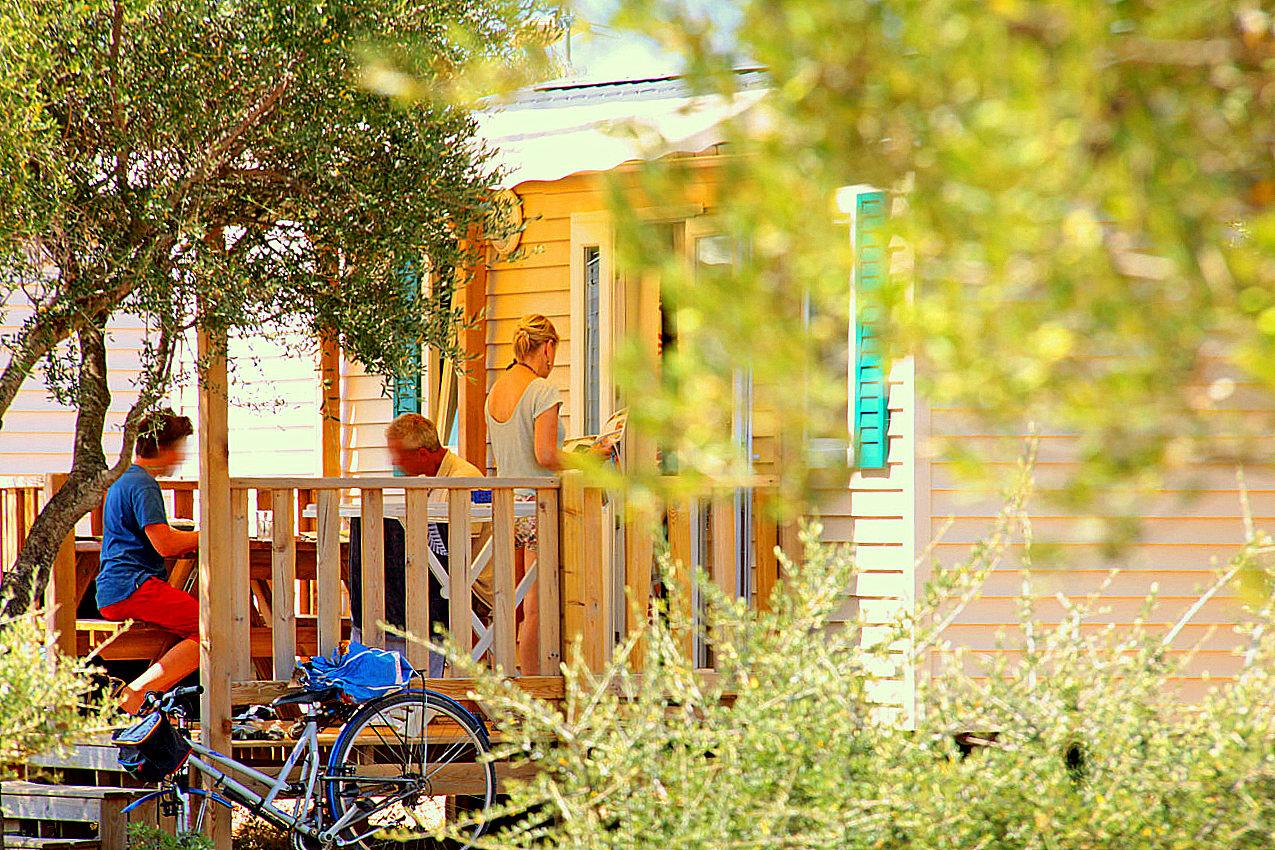 Camping Aude Près De Leucate | Le Fun 3*** Languedoc Roussillon à Camping Aude Avec Piscine