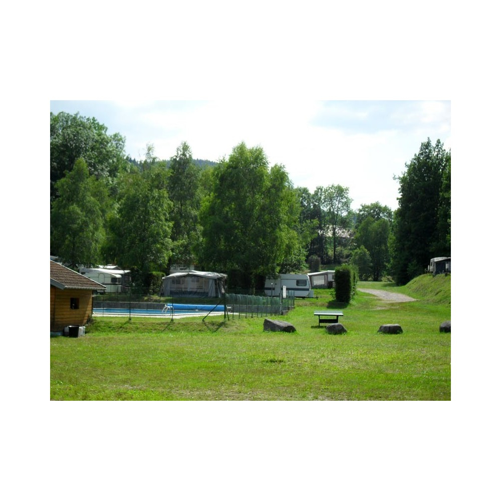 Camping Avec Piscine Vosges Camping Des Têtes Cornimont ... dedans Camping Gérardmer Avec Piscine
