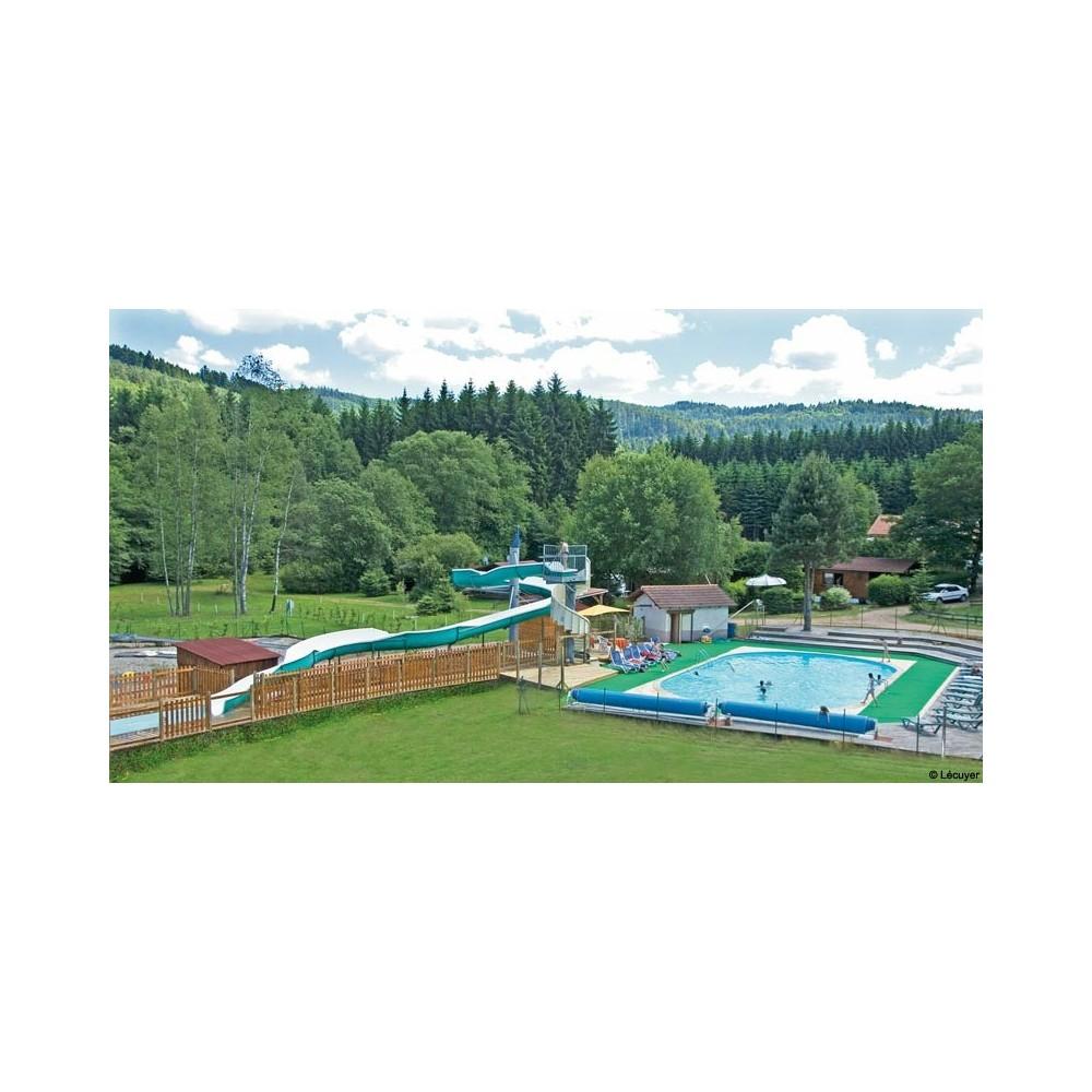 Camping Avec Piscine Vosges Gina Park Granges Sur Vologne ... pour Camping Gérardmer Avec Piscine