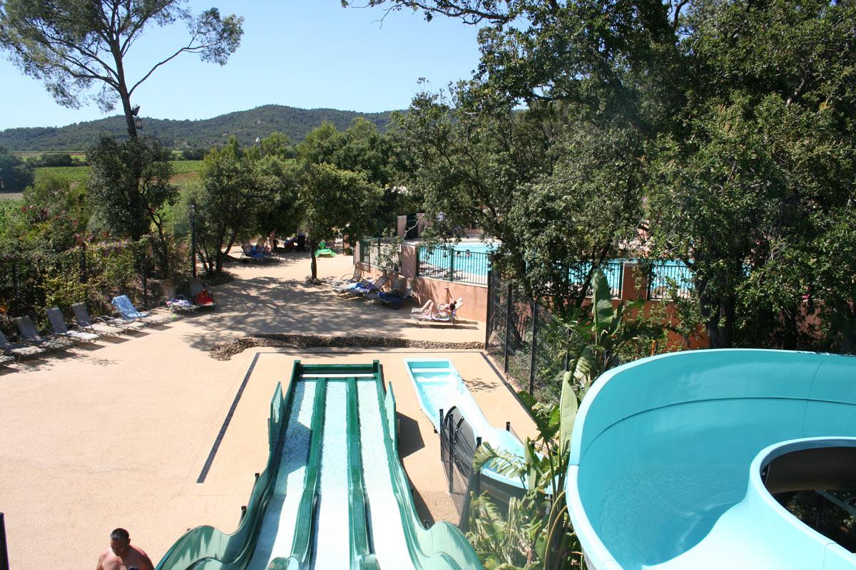 Camping-Avec-Toboggan-Aquatique-7 concernant Camping Var Avec Piscine