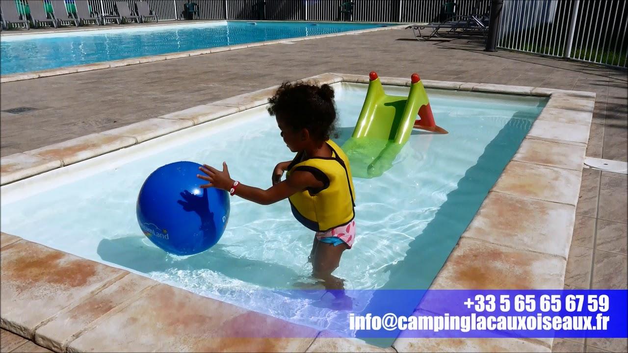 Camping Aveyron 4 Étoiles | Camping Situé À Martiel En Aveyron à Camping A La Ferme Avec Piscine