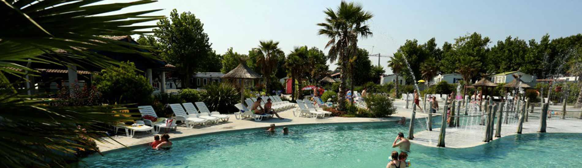 Camping Biarritz | Bidart | 4 Étoiles | Pays Basque ... encequiconcerne Camping Pays Basque Avec Piscine