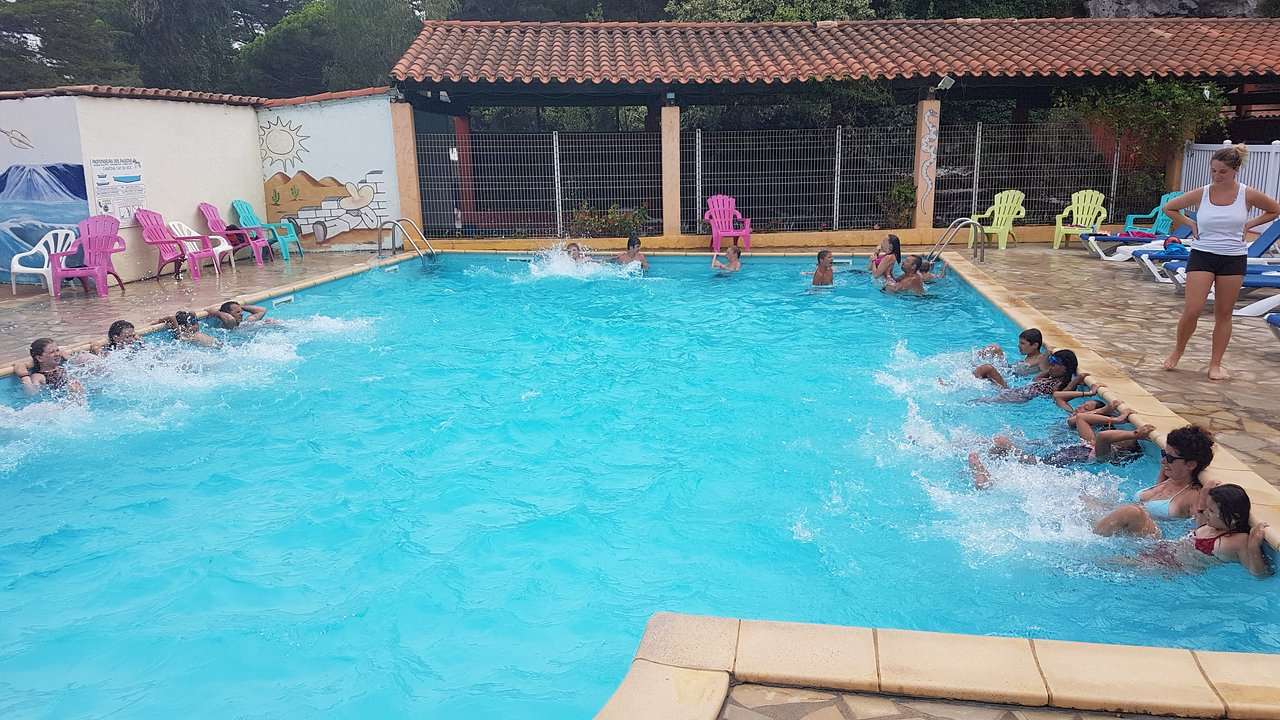 Camping Cap Du Roc - Prices & Campground Reviews (Port La ... serapportantà Piscine Super U