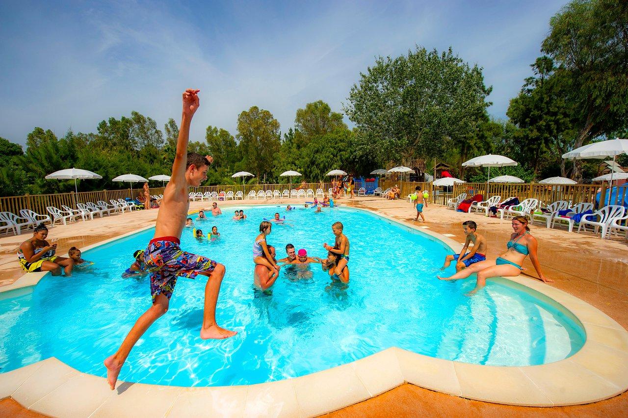 Camping Capfun Parc Et Plage - Campground Reviews (Hyeres ... dedans Camping Hyeres Avec Piscine