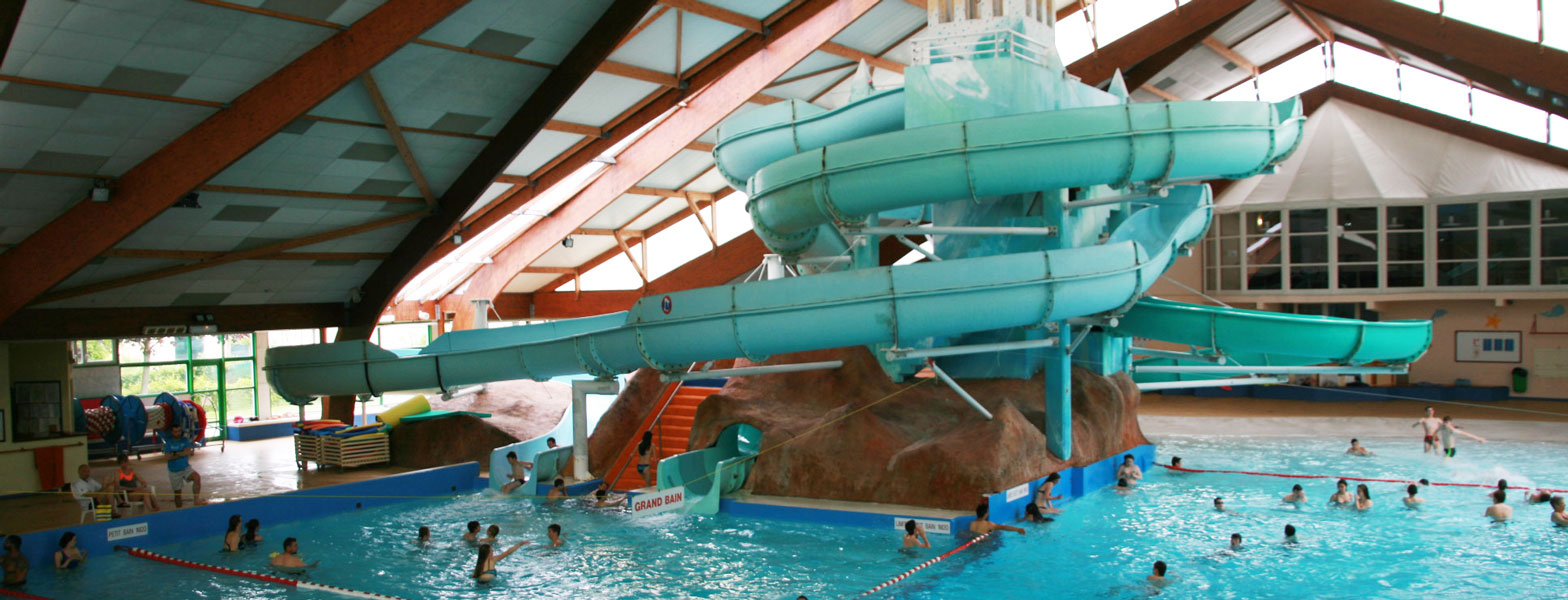 Camping Chateauroux | Camping Le Rochat | Piscine Camping serapportantà Piscine Bourges