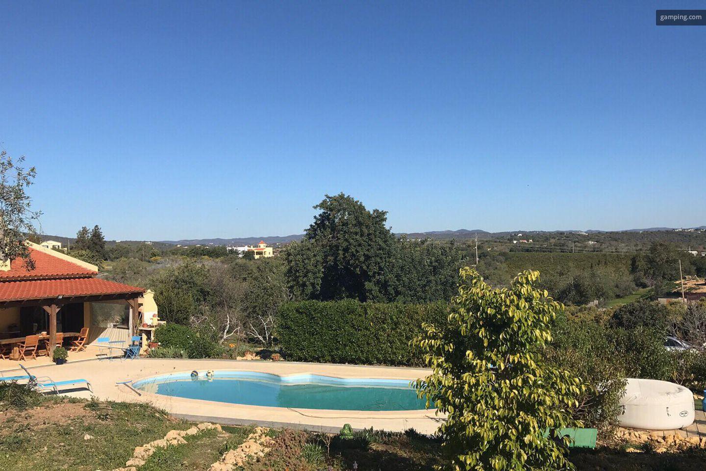 Camping Chez L'Habitant À Tavira, District De Faro avec Camping Aude Avec Piscine