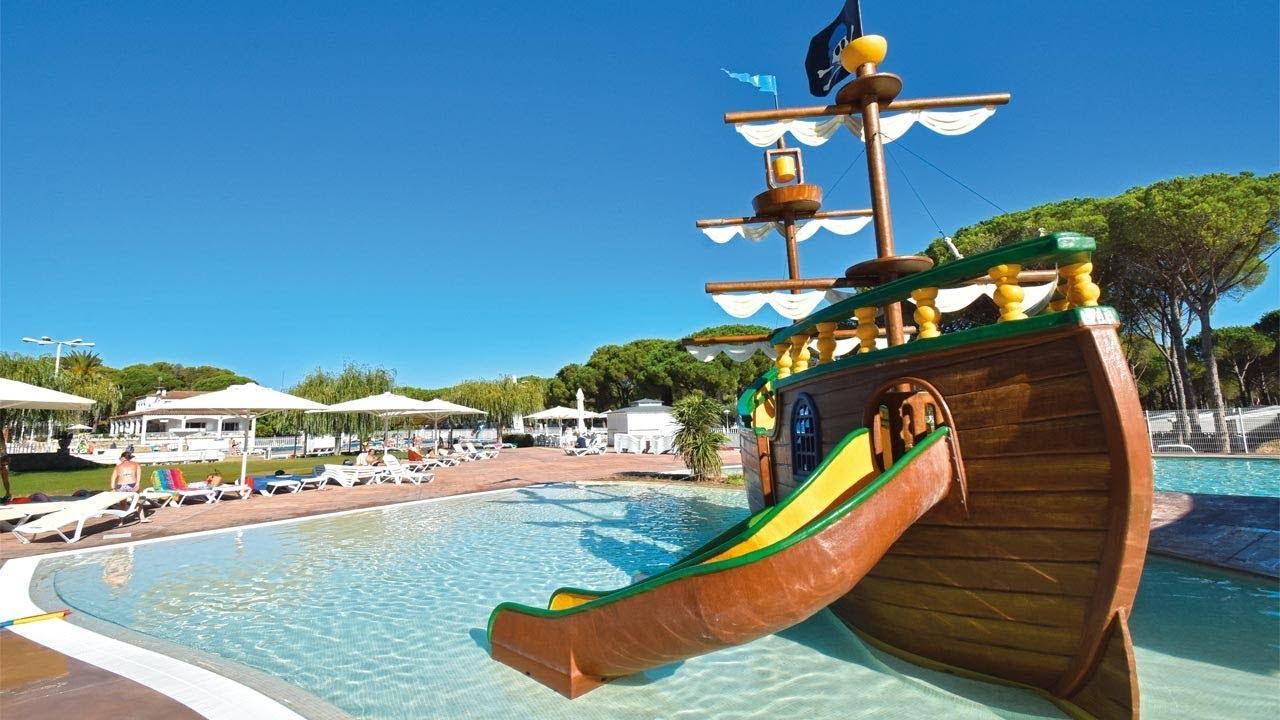 Camping Cypsela Resort : Camping 5 Étoles Sur La Costa Brava ... pour Camping Bord De Mer Mediterranee Avec Piscine