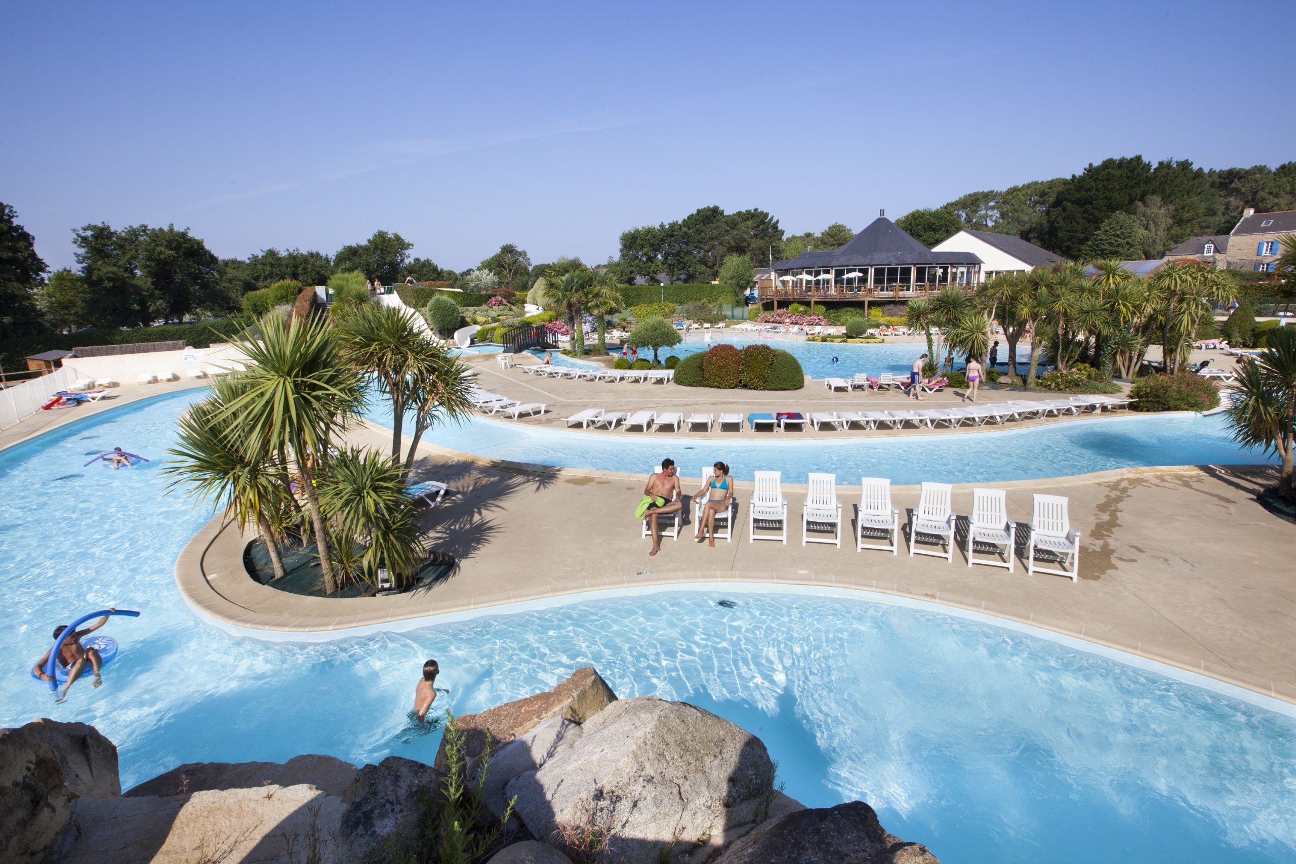 Camping Dans Le Golfe Du Morbihan : Les Bonnes Adresses ... tout Camping Golf Du Morbihan Avec Piscine