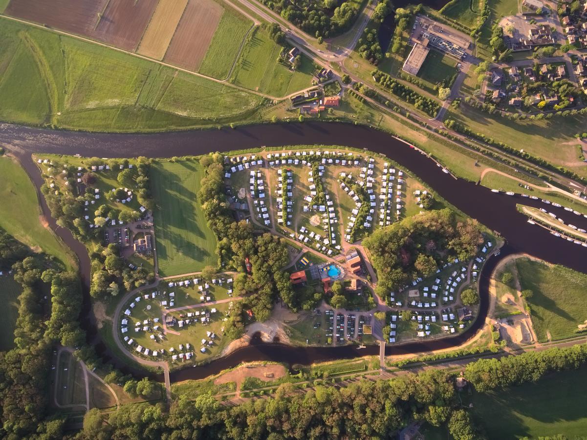 Camping De Koeksebelt (Hollanda Ommen) - Booking intérieur Piscine Saran