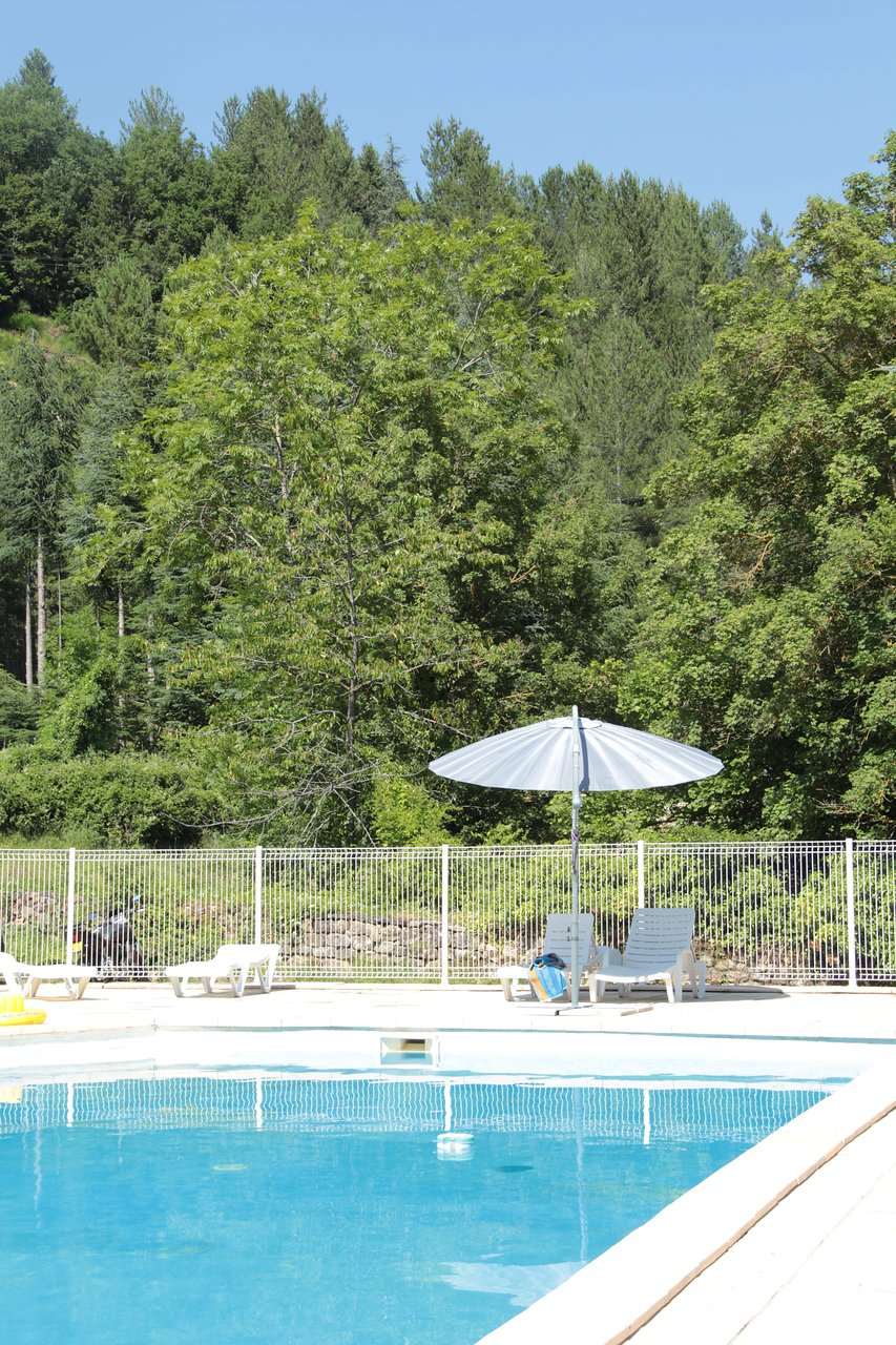 Camping De L'aiguebelle - Prices & Campground Reviews ... pour Camping Lozère Avec Piscine