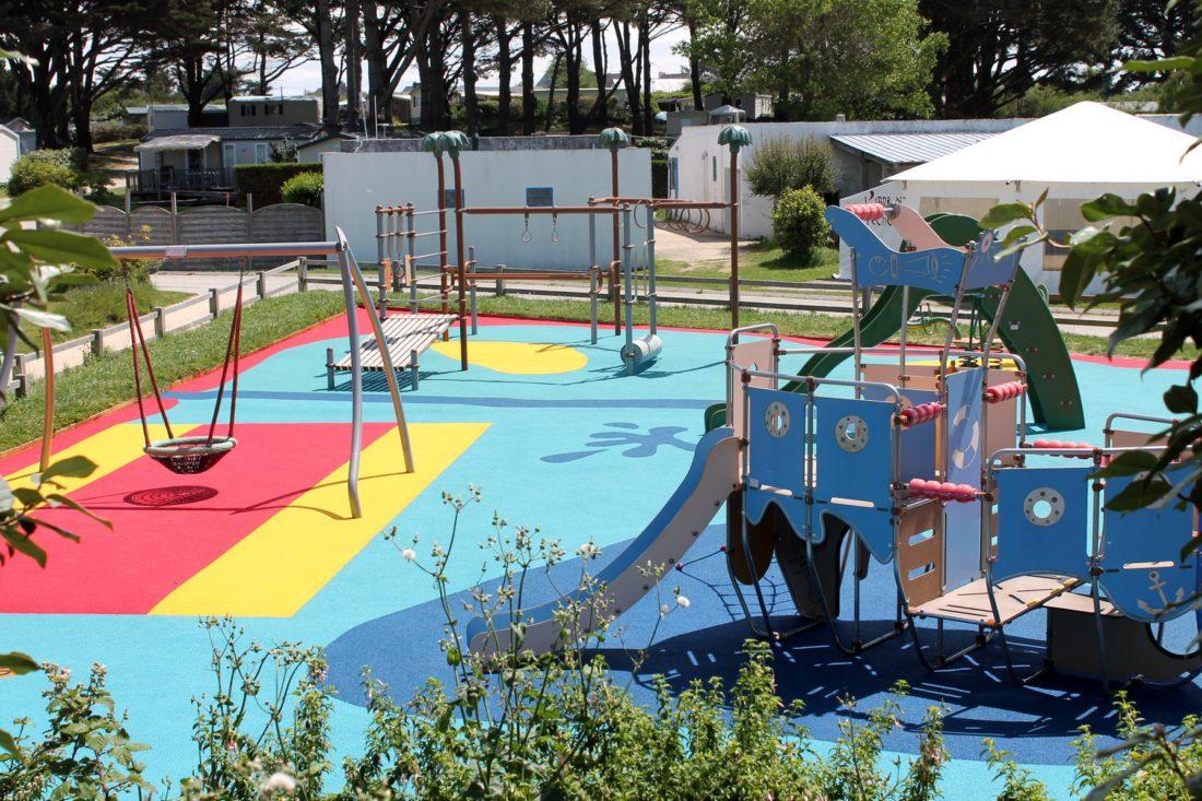 Camping De L'océan - Saint Pierre Quiberon - Présentation encequiconcerne Camping Quiberon Piscine
