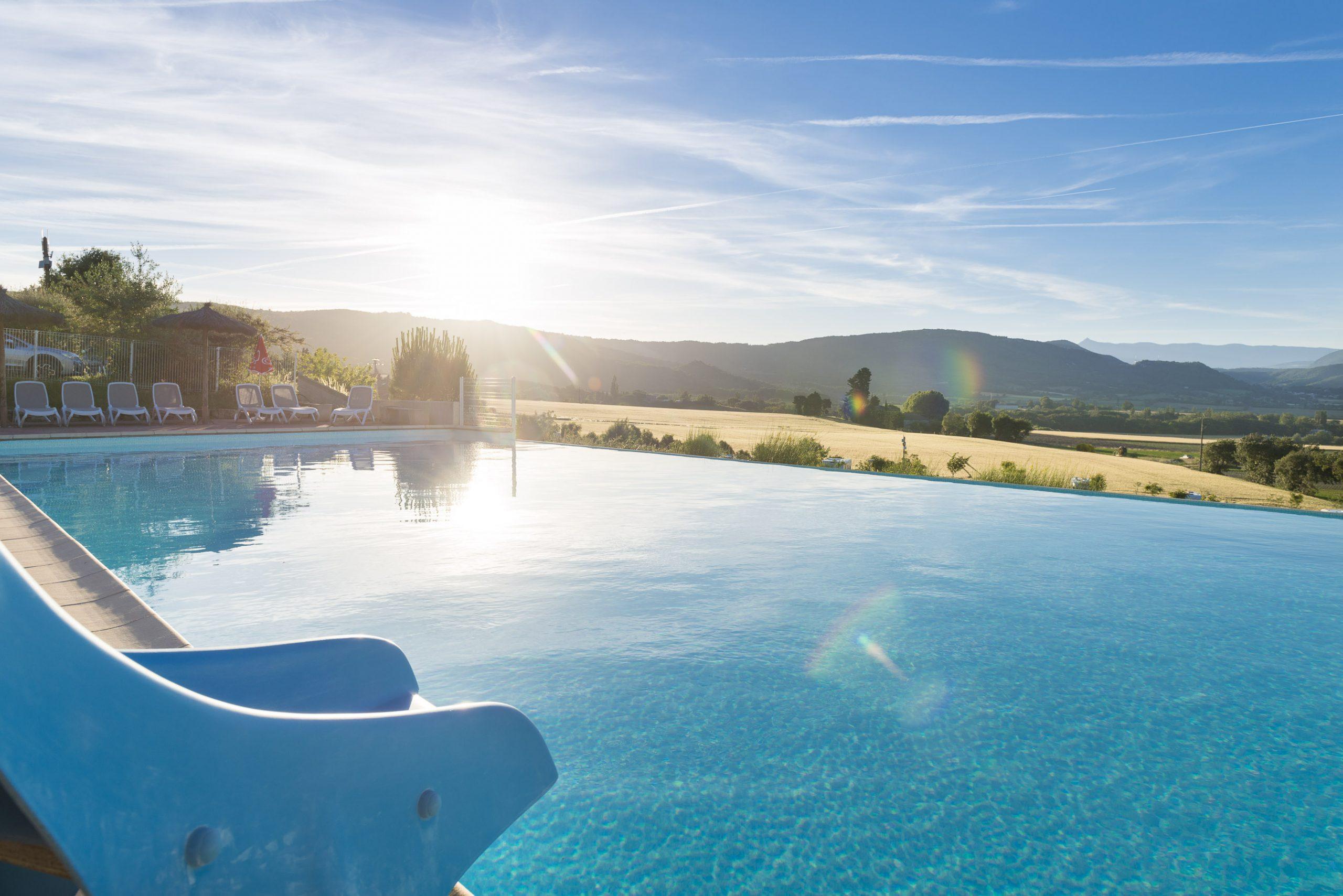 Camping Drôme Provençale | Montelimar | Drome | Auvergne ... pour Camping Auvergne Piscine