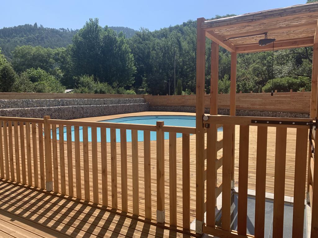 Camping Du Bourg (Fransa Digne-Les-Bains) - Booking serapportantà Piscine Digne Les Bains