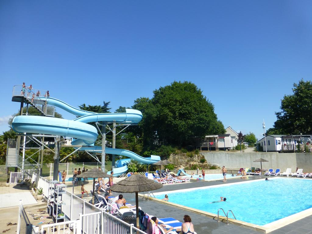 Camping Eden, La Baule, France - Booking à Piscine Aquabaule