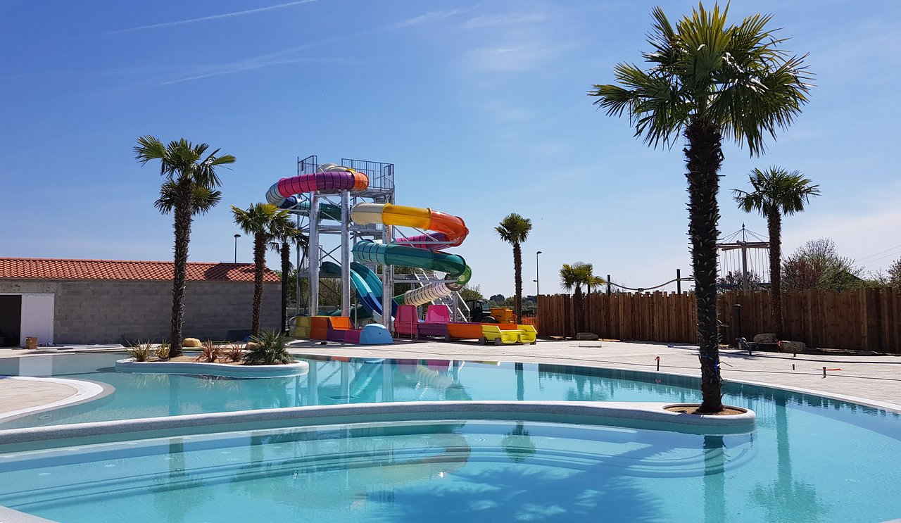 Camping Europa - Prices & Campground Reviews (Saint-Gilles ... serapportantà Piscine De Loos