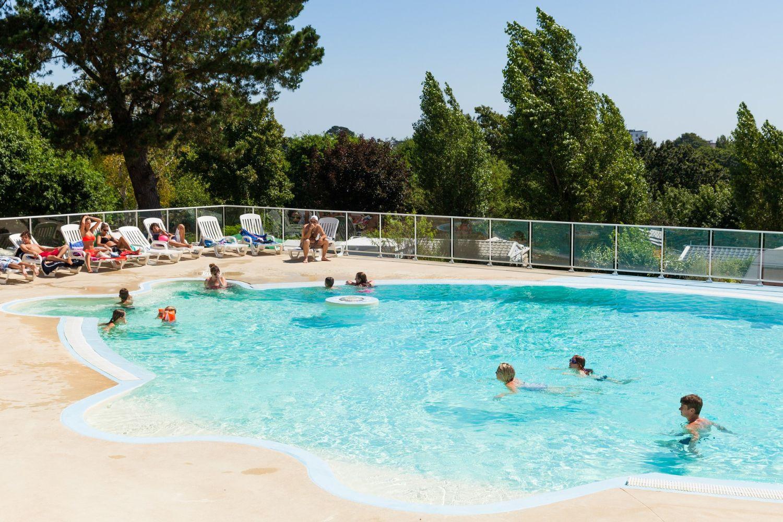 Camping Finistère Sud Piscine Chauffée - ᐃ Les Sables ... pour Piscine Concarneau Horaires
