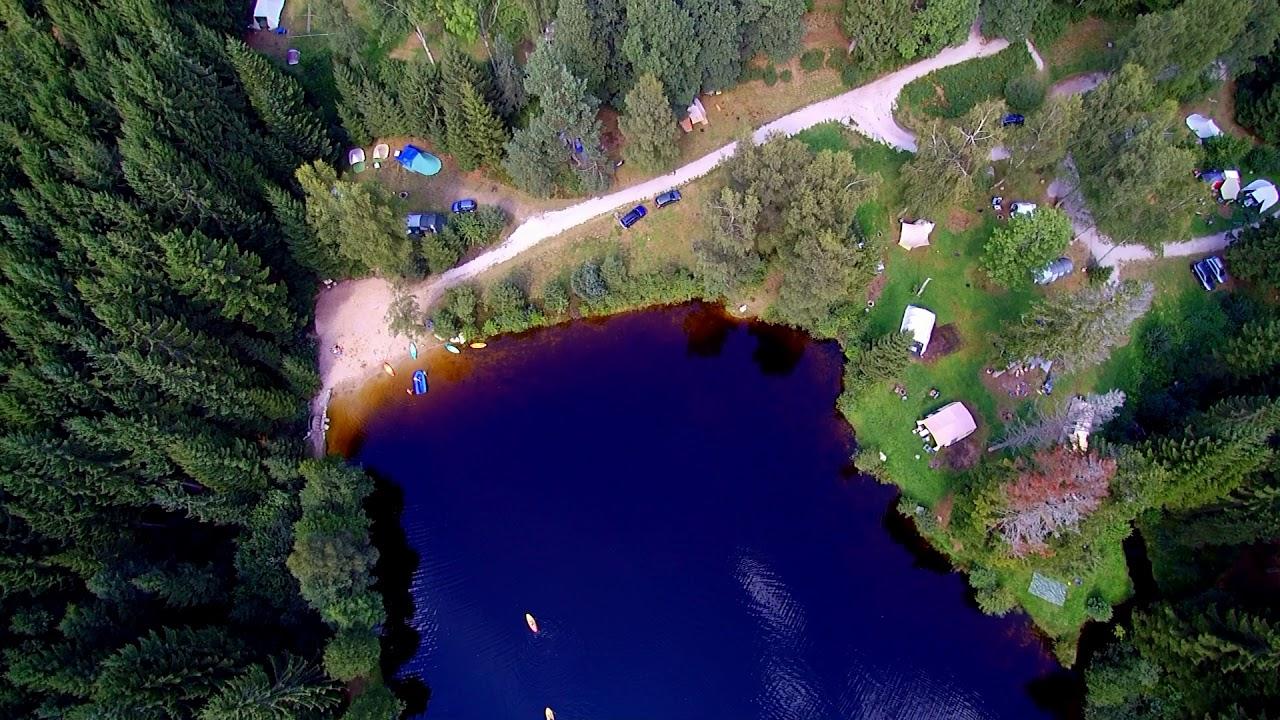 Camping Gademont Plage pour Camping Gérardmer Avec Piscine
