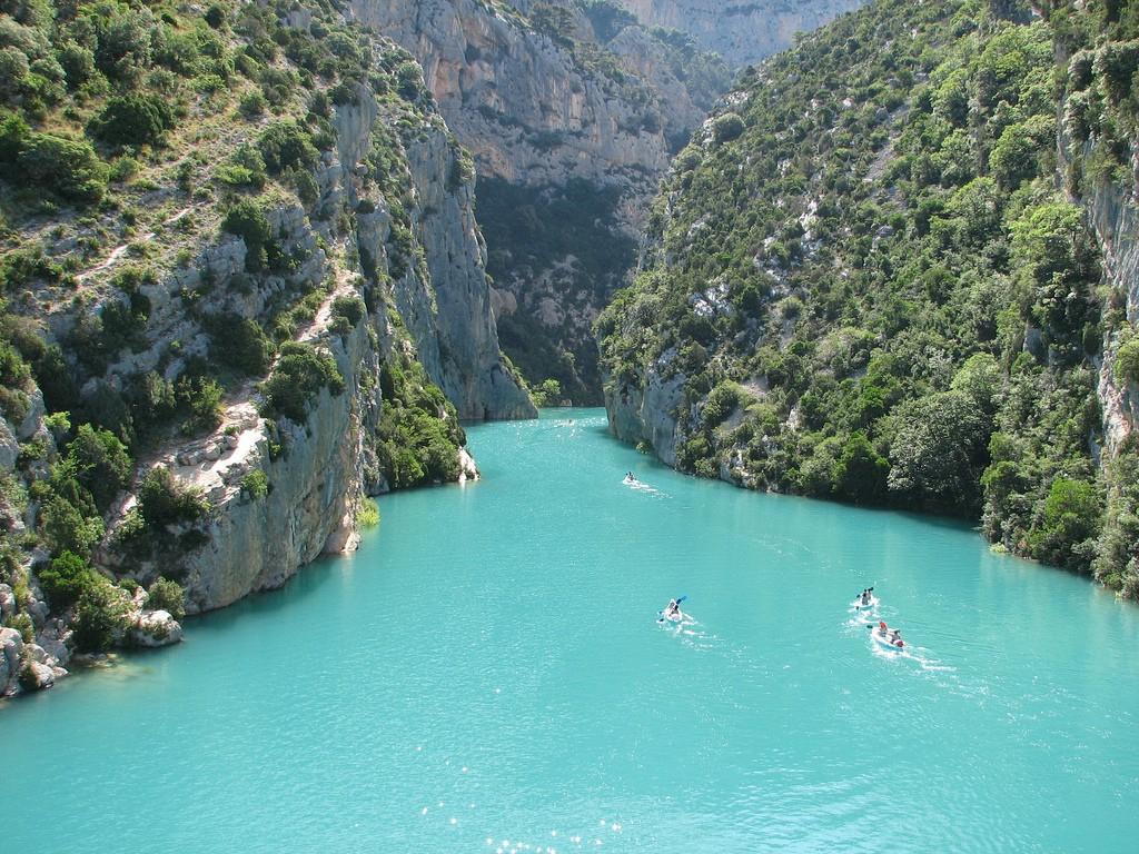 Camping Gorges Du Verdon Gréoux Les Bains | Bleu-Lavande à Camping Gorges Du Verdon Avec Piscine