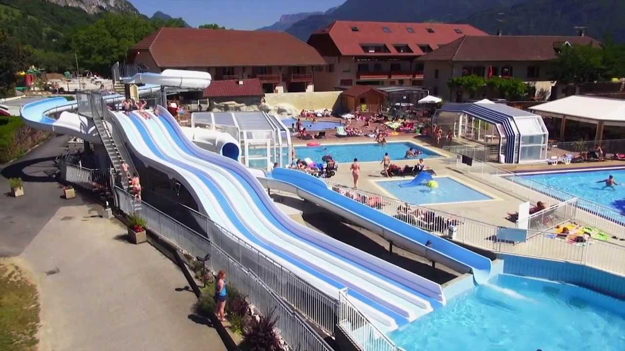Camping Ideal Annecy Haute-Savoie Mont-Blanc à Camping Annecy Piscine