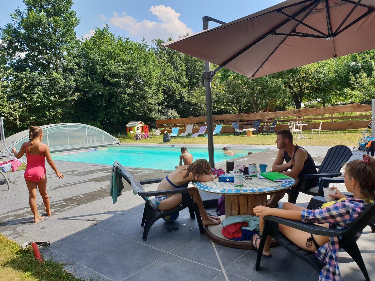 Camping La Viotterie, La Boissière, France - Booking concernant Piscine Ancenis