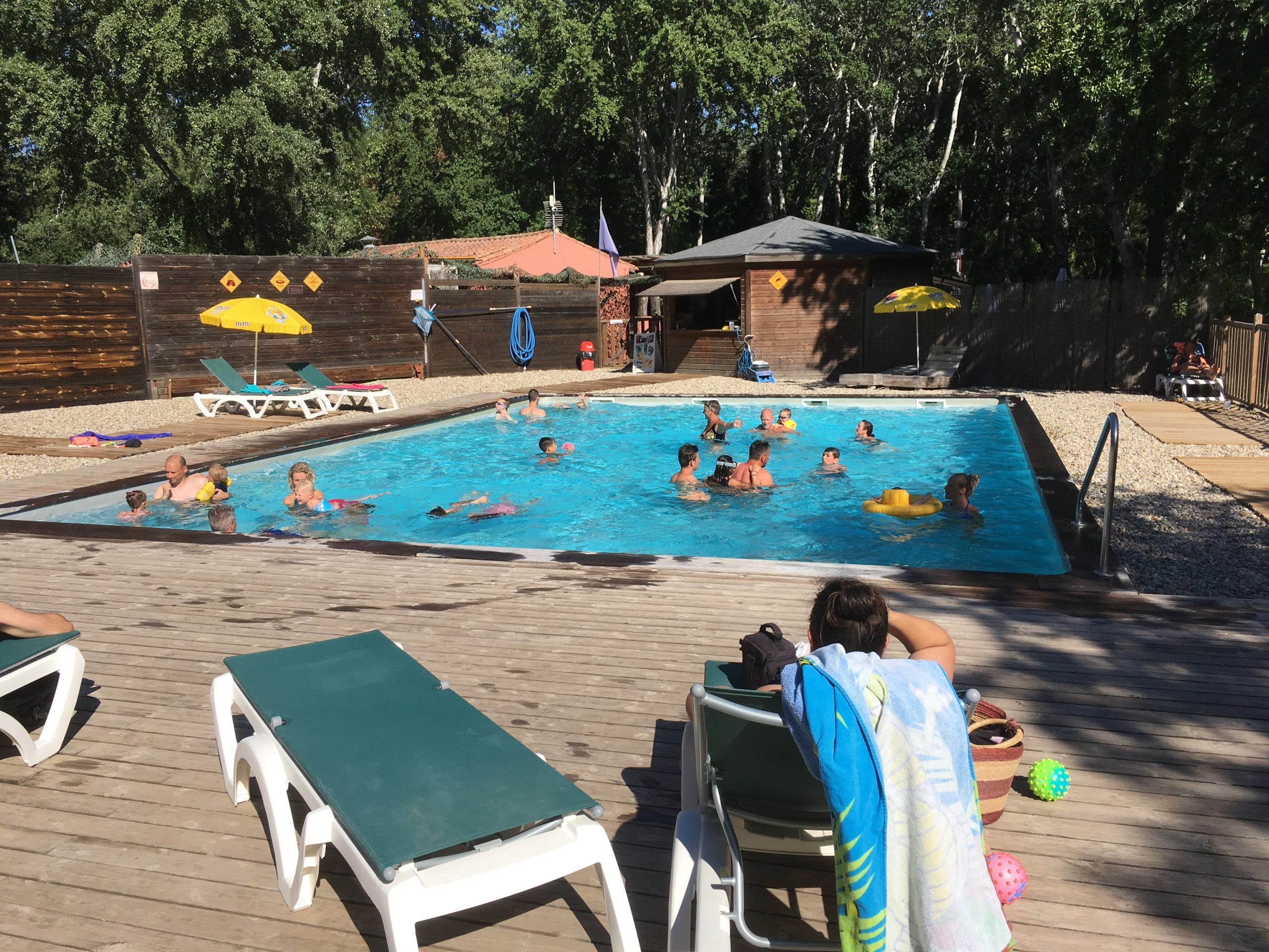 Camping L'art De Vivre - Avignon Tourisme - Avignon Tourisme concernant Cash Piscine Avignon