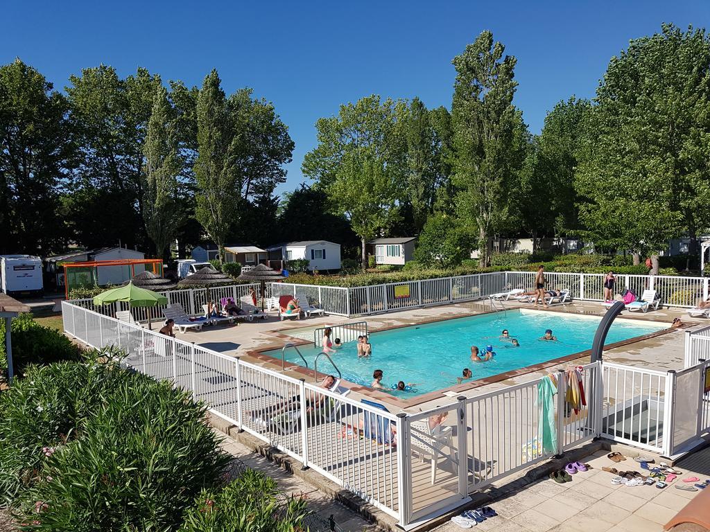 Camping Le Fou Du Roi, Lansargues, France - Booking destiné Piscine Lansargues