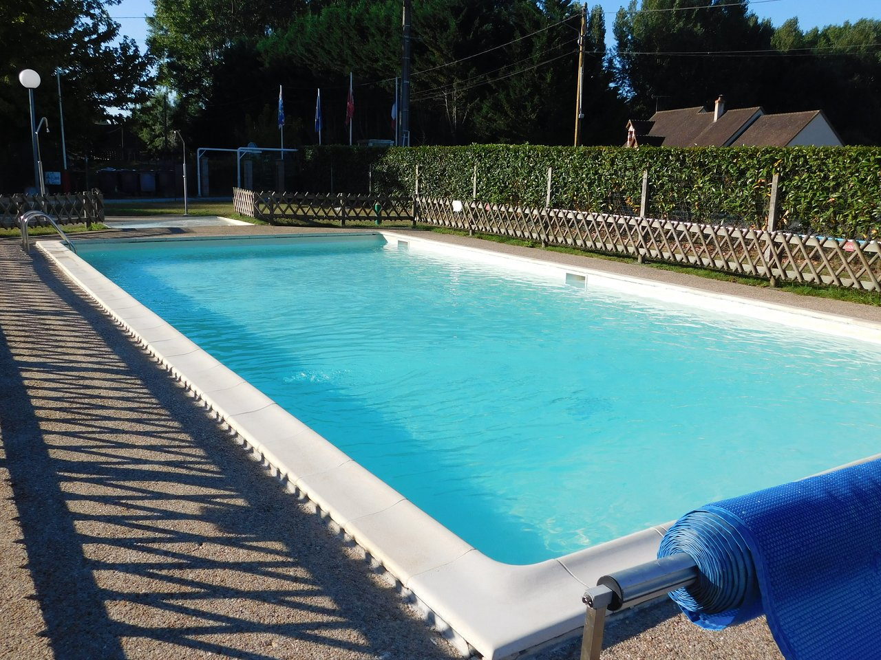 Camping Le Gue - Campground Reviews (Chemery, France ... intérieur Piscine Romorantin
