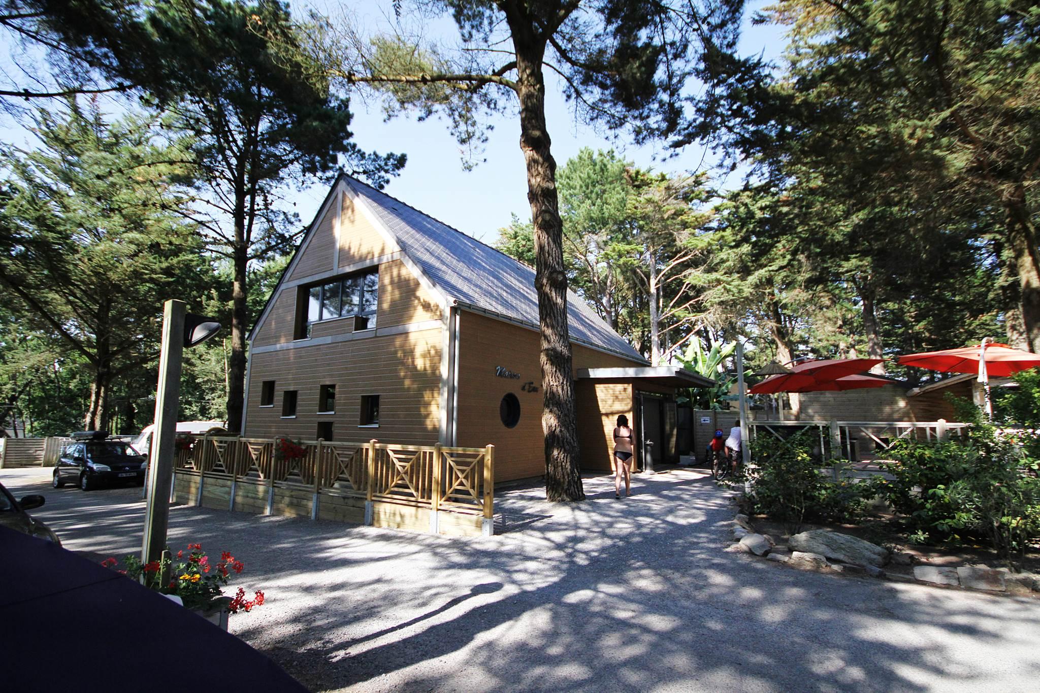 Camping Le Moulin De L'éclis | Campings Dans Le Morbihan ... à Camping Damgan Avec Piscine