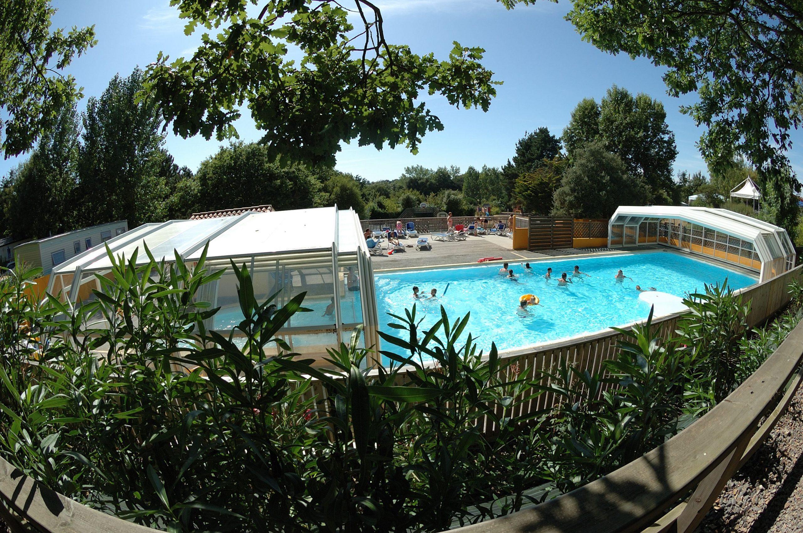 Camping*** Le Paradis - Talmont Saint Hilaire #camping ... avec Piscine Saint Brevin