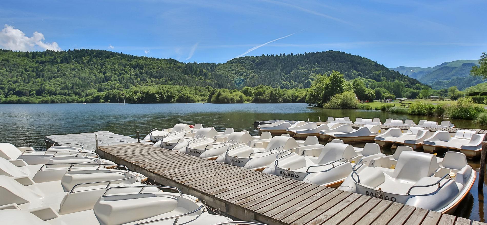 Camping Le Pré Bas ***** Yelloh! Village En Auvergne à Camping En Auvergne Avec Piscine