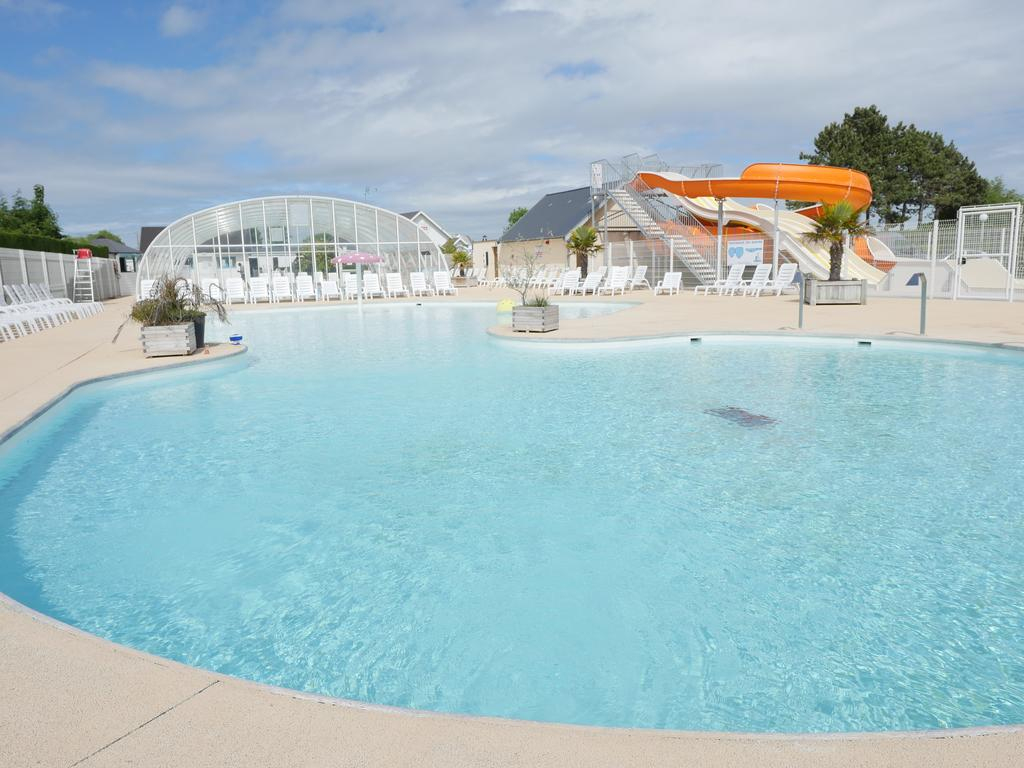 Camping Le Royon, Fort-Mahon-Plage, France - Booking dedans Camping Berck Avec Piscine