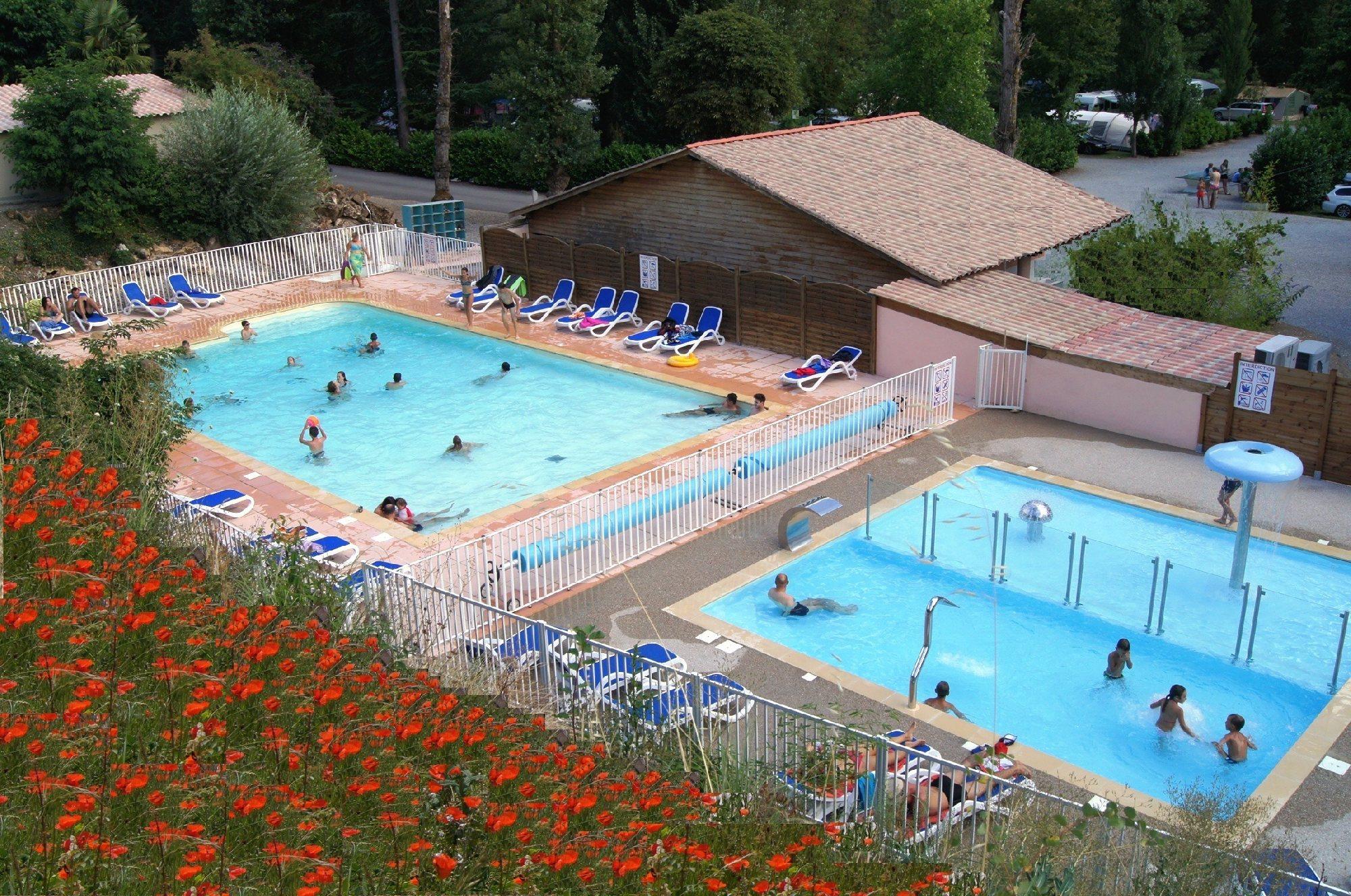 Camping Les Bords Du Tarn, Mostuéjouls | Camping | Tourisme ... destiné Piscine Rodez