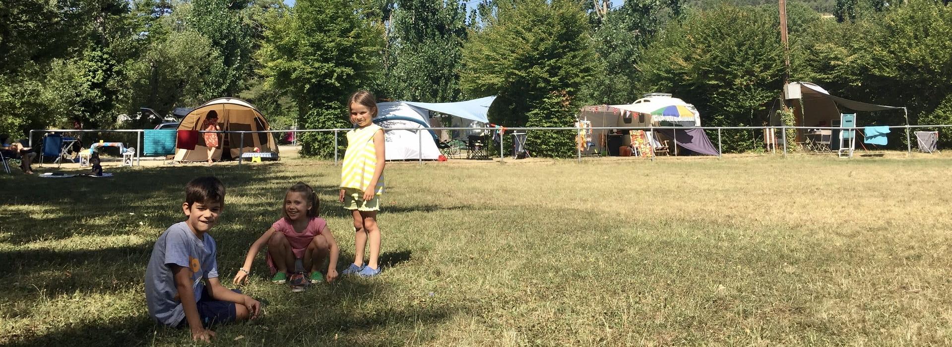 Camping Les Chapelains Drôme Slow Tourisme Nature Famille concernant Piscine Plein Ciel Valence