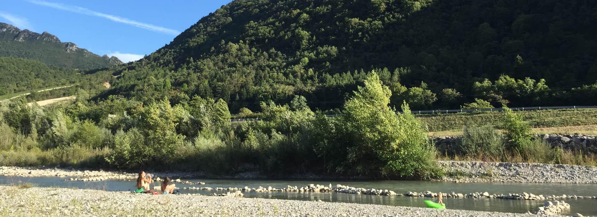 Camping Les Chapelains Drôme Slow Tourisme Nature Famille pour Piscine Plein Ciel Valence